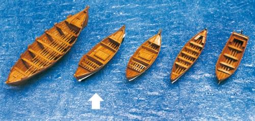 Beiboot Motor 96x29x28mm Krick 836472