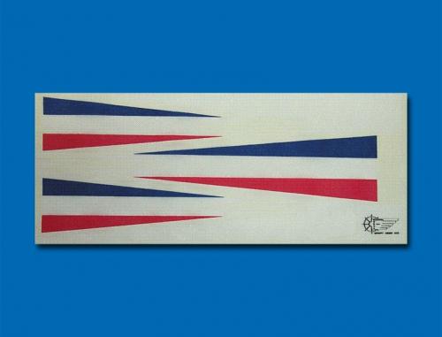 Flaggensatz Sciabeggio Krick 843890
