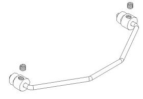 Stablisator vorne (Satz) Vulcan Krick 850753