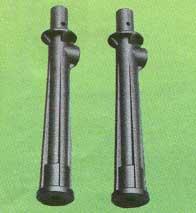 Karosseriestütze 78 mm (2 Stück) Krick 900308