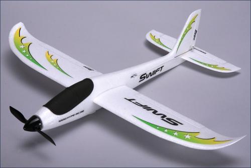 Swift ARF BL, ESC, Servo Hype Kyosho 018-1100