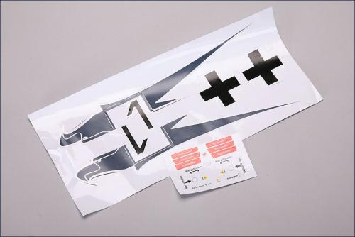 Aufkleber Focke Wulf 190 Hype Kyosho 022-1416