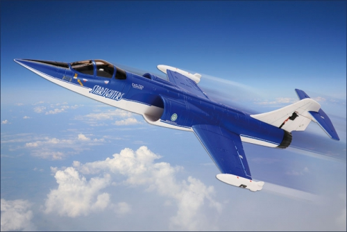 F-104 Starfighter, Brushless, Servos Hype Kyosho 022-1550