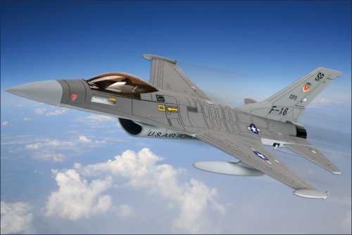 F-16, Brushless, Servos Hype Kyosho 022-1570