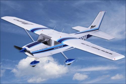 Cessna 182 Skylane Brushless LiPo 2.4 Hype Kyosho 022-2025