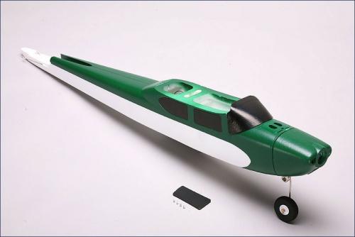 Rumpf inkl. Servos U CAN FLY, gruen Hype Kyosho 022-2094