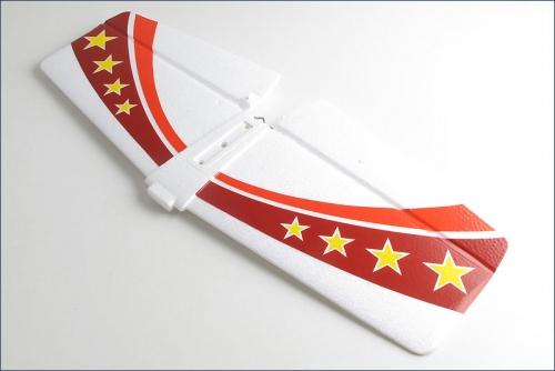Hoehenleitwerk U Can Fly, rot Hype Kyosho 022-2098