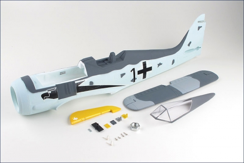 Rumpf m. Hlw. FW-190 Hype Kyosho 025-1021