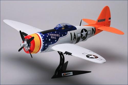 P-47 Thunderbold ARF,ESC,BL,Servo Hype Kyosho 025-1040