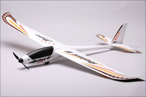 Relax II RTF rot, 2.4GHz, BL,S/A/L Hype Kyosho 029-1001