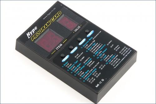 Programmierkarte Alpha Plus LED Hype Kyosho 059-1110