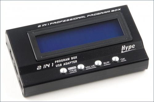 Programmbox Alpha Plus 2 in 1 Hype Kyosho 059-1112