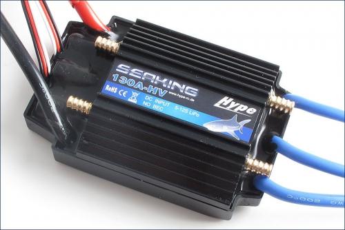 BL-Drehzahlsteller Seaking 130A HV Hype Kyosho 059-2190