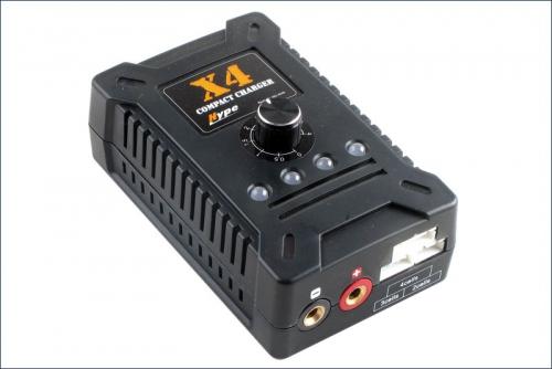 Ladegeraet X-Treme Charger X4 Hype Kyosho 082-6040