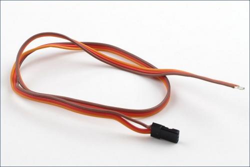 Servoanschlusskabel  JR 50cm Hype Kyosho 082-6121