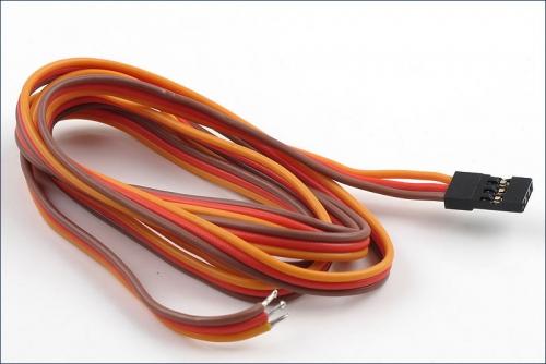 Servoanschlusskabel  JR 100cm Hype Kyosho 082-6122
