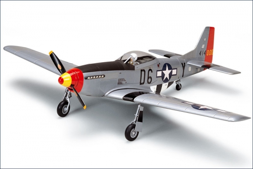 EP P-51D MUSTANG M24 ARF Kyosho 10231