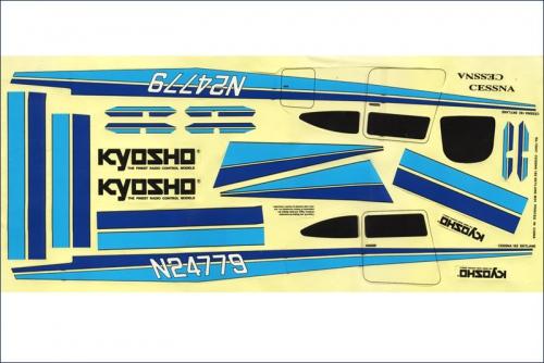 Dekorbogen Kyosho 10242-06