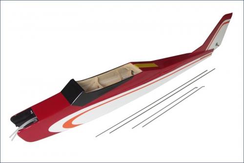 Rumpf Calmato, rot Kyosho 11211R-12