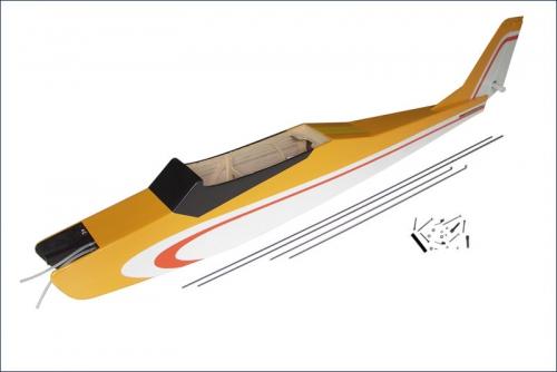 Rumpf Calmato, gelb Kyosho 11211Y-12E