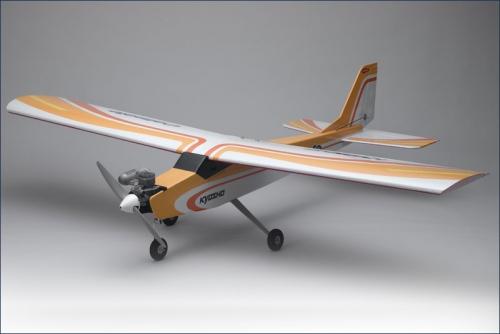 GP Trainer 40 Calmato, gelb, GX-40 Kyosho 11211YB-GX