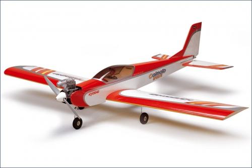 GP Calmato 40 Sports, rot , GX-40 Kyosho 11215R-GX