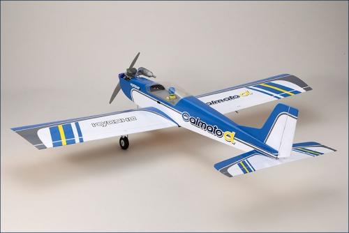 CALMATO Alpha 40 Sports, blau Kyosho 11235BL