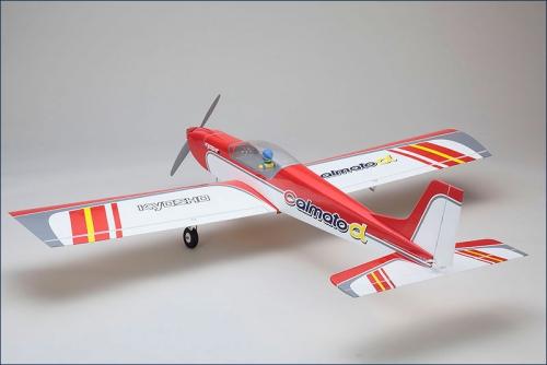 CALMATO Alpha 40 Sports, rot Kyosho 11235R