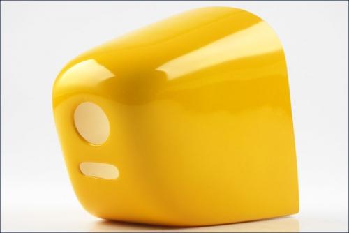 Motorhaube gelb,PiperJ-3 Kyosho 11441-01