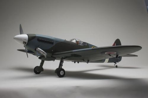 SQS Warbird SPITFIRE Mk.V GP5 Kyosho 11872BKY 1-11872BKY