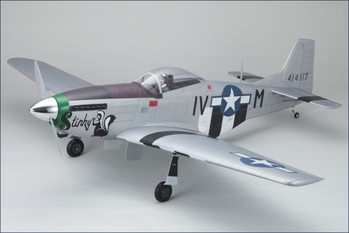 GP P-51D Mustang 90 ARF Kyosho 11892