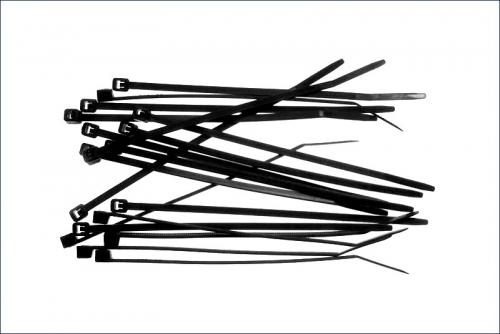 Kabelbinder 102mm, schwarz (18) Kyosho 1700BK