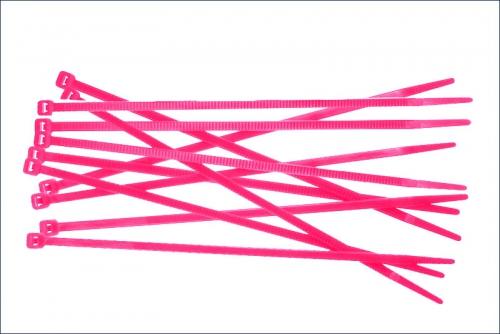Kabelbinder 150mm, neonpink (18) Kyosho 1701KP
