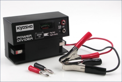 Startpanel 12V,Power Divider Hype Kyosho 1835