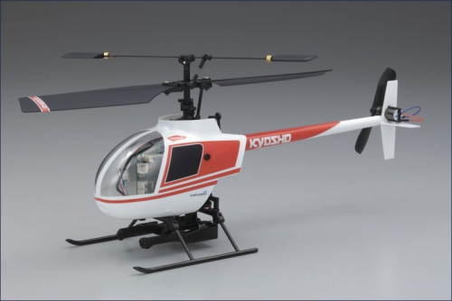 Minium AD Caliber 120 R22 Readyset Kyosho 20102RS