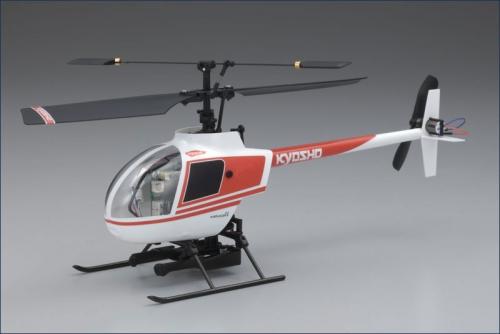 Minium AD Caliber 120 R22 Heliset Kyosho 20102