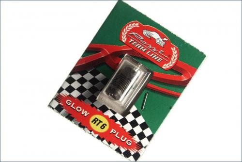 Gluehkerze Turbo 6 , kalt Hype Kyosho 210-10086