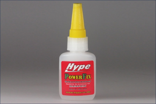 Sekundenkleber Powerfix fuer Reifen Hype Kyosho 220-1400