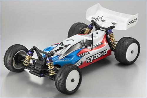 1:10 EP 4WD LAZER ZX-5 FS2 KIT Kyosho 30079