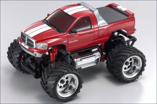 Mini-Z Monster Dodge Ram 1500, Metal Kyosho 30086-MR
