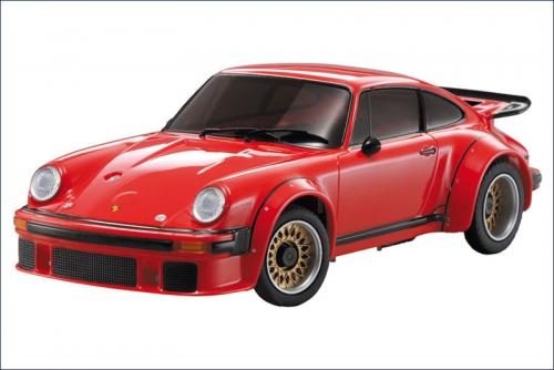 Mini-Z Porsche 934 RSR Turbo, rot Kyosho 30393R