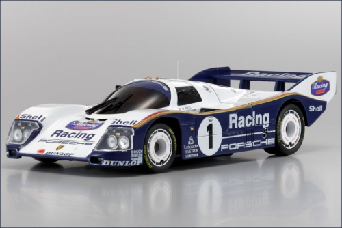 Mini-Z MR-02 Porsche 962 No 1 ,2.4Ghz Kyosho 30440RA
