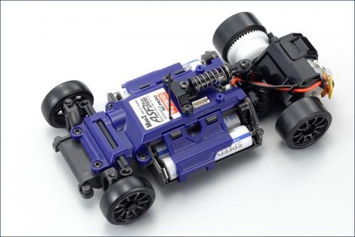 Mini-Z MR-02 Chassis Set ASF 2.4 GHz Kyosho 30450ASF