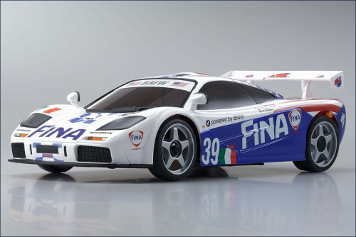 Mini-Z MR-02 McLaren F1 GTR 1996 Kyosho 30457BM