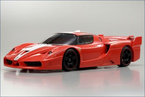 Mini-Z MR-02 Ferrari FXX, rot Kyosho 30484R