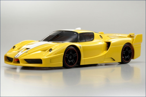 Mini-Z MR-02 Ferrari FXX, gelb Kyosho 30484Y