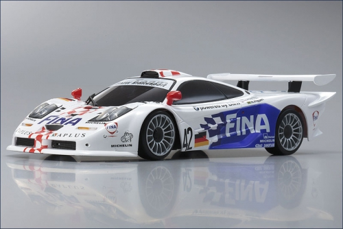 Mini-Z MR-02 BMW McLaren F1GTR Kyosho 30489BM