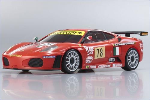 Mini-Z MR-02 Ferrari F430GT No.07 Kyosho 30490A8