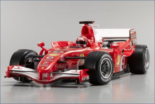 Mini-Z Formula Ferrari F2006, No. 6 Kyosho 30506FM