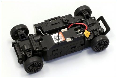 Mini-Z Chassis Set ASF2.4GHz Kyosho 30530